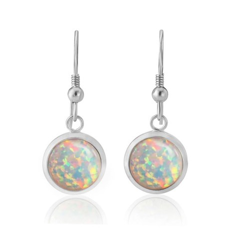 Opal Drop Earrings | Image 1