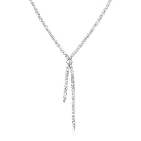 Sparkling Facet Necklace | Image 1